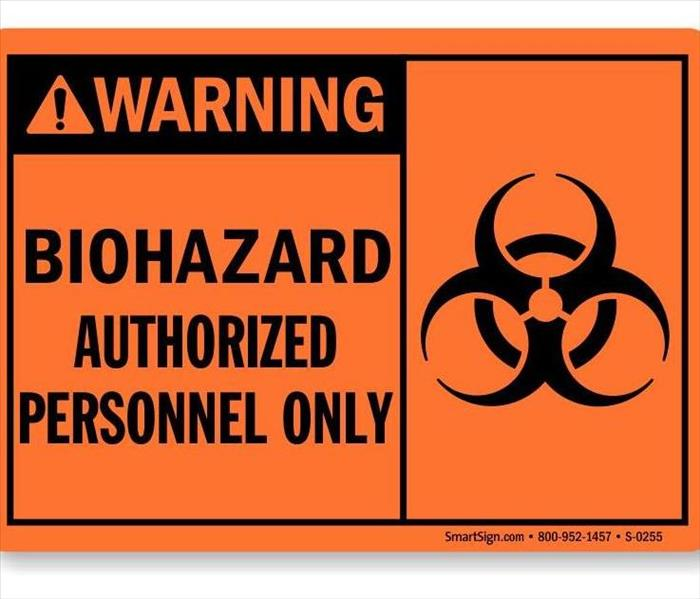 Biohazard Bio-Hazard: Safety first!