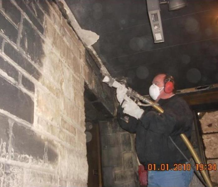 Fire Damage Every fire is different and requires specialized cleaning methods