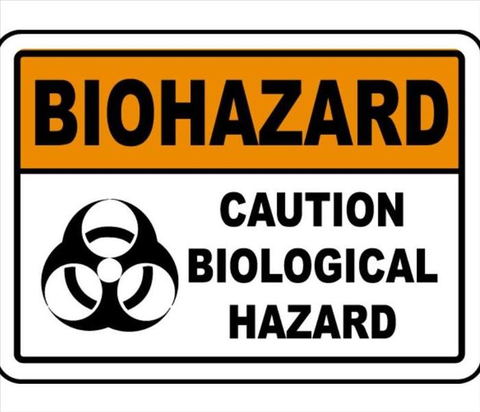 Biohazard One of the toughest cleanup needs